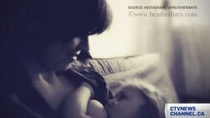 Breastfeeding photo takes down Instagram account