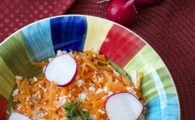 Carrot Camping Salad