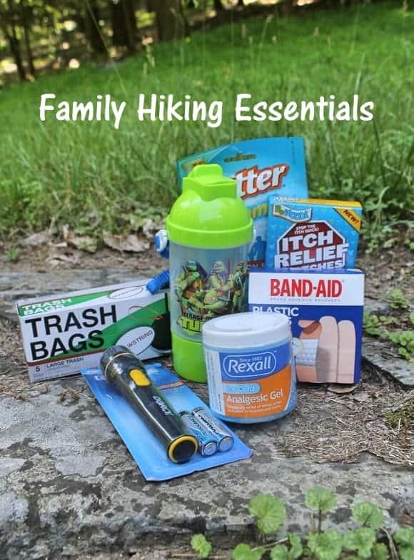 family-hiking-essentials-dollar-general