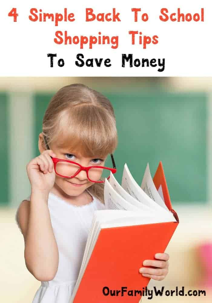 I always need back to school ideas for saving money, do you? Check out our back to school shopping tips for both girls and boys!