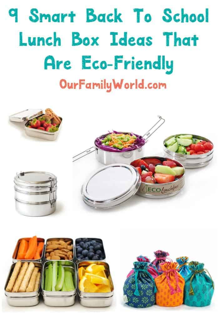 One of my favorite back to school items to buy is my kids lunch box containters. I have gathere some cute ecofriendly lunchbox ideas that will make you ditch the brown paper bag!