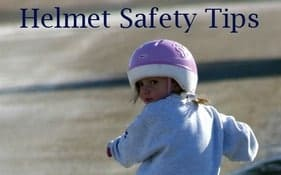 Biking Safety tips for Helmets