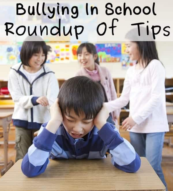 Bullying In School Round up of Tips - OurFamilyWorld