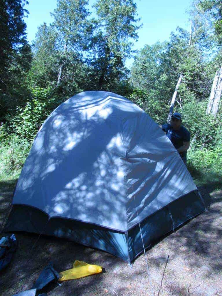 camping-in-sandbanks-provincial-park