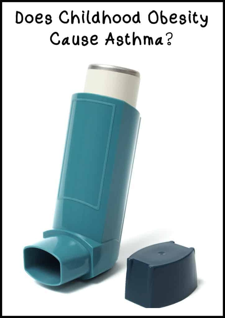 Does Childhood Obesity Cause Asthma?