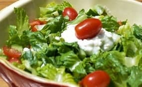 Healthy recipe Cottage Salad recipe