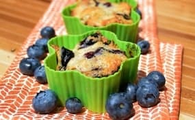 Healthy recipe blueberry muffin recipe