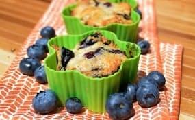 Healthy recipe blueberry muffin recipe