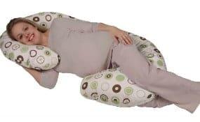 Choosing the best pregnancy pillow