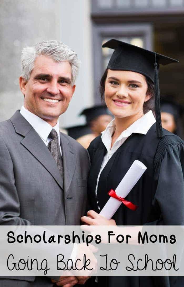 Scholarships For Moms Going Back To School