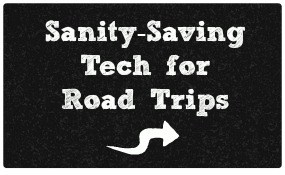 Tech for Road Trips