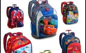 Back to school backpacks for boys