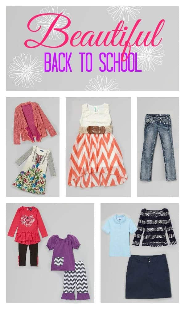 Cute Back to School Clothes for Girls-OurFamilyWorld
