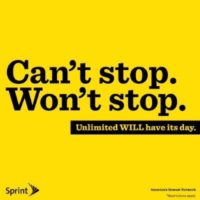 Sprint Family Share Pack: The Best Deal in Data #ItsANewDayForData