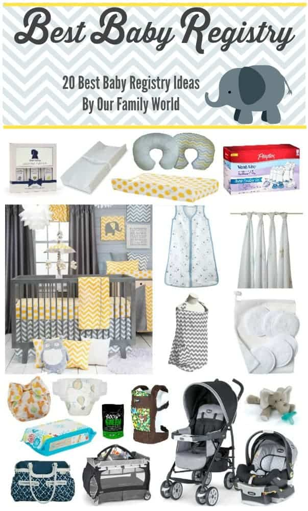 BabyRegistry ideas