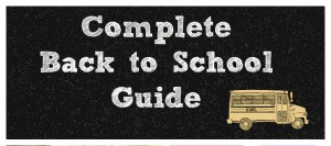 Back to school guide f