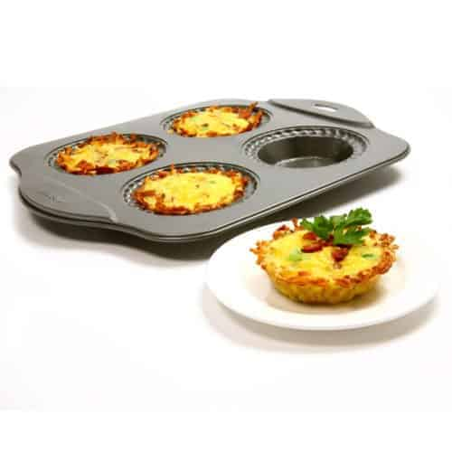 mini quiche mold