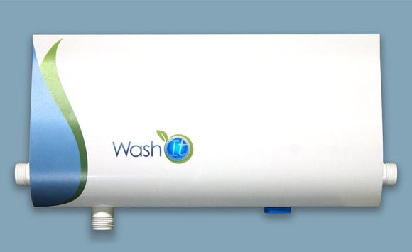 Save Money on Laundry with Wash It Detergent-Less Laundry Solution #gowashit