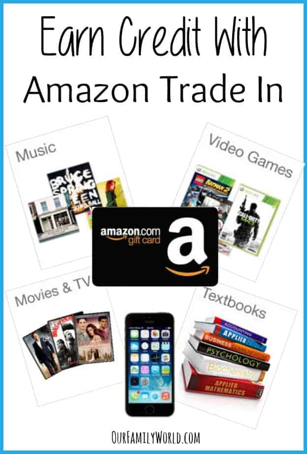 Earn Credit With Amazon Trade In