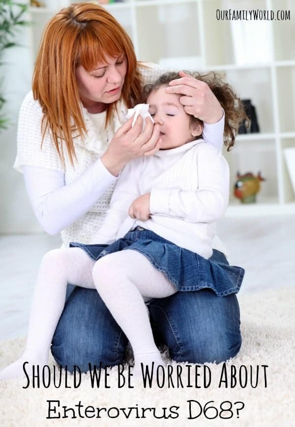 Should We Be Worried About Enterovirus D68 |OurFamilyWorld.com