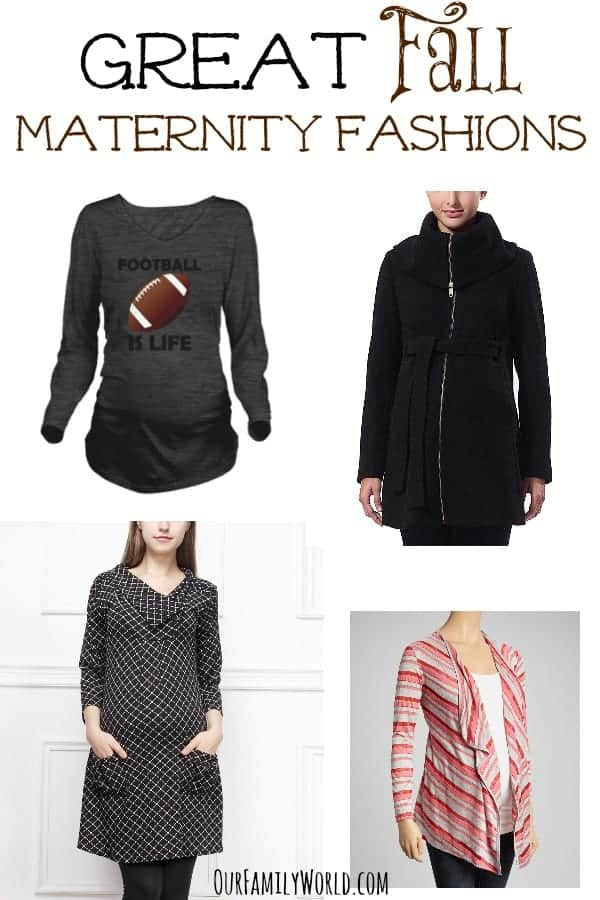 Great Fall Maternity Fashions for a Stylish Pregnancy