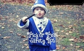 Halloween Safety Tips for Trick or Treating