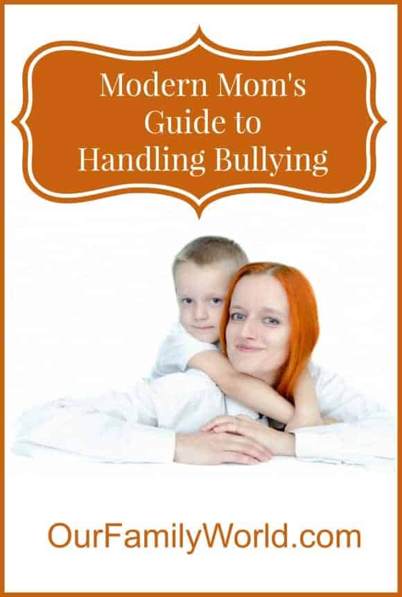 A Modern Mom's Guide to Handling Bullying