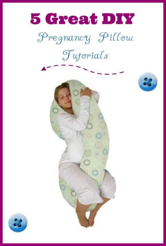 How to Make Your Own Pregnancy Pillows | OurFamilyWorld.com
