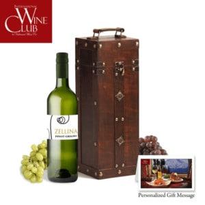 Antiuque Wine Box  | Gift Ideas for Grandparents