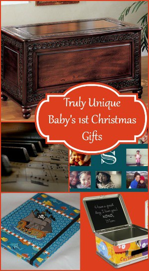 Unique Gift Ideas for Baby's First Christmas