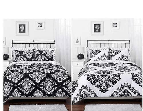Damask Bedding Bedroom: A lovely bedroom idea for girls