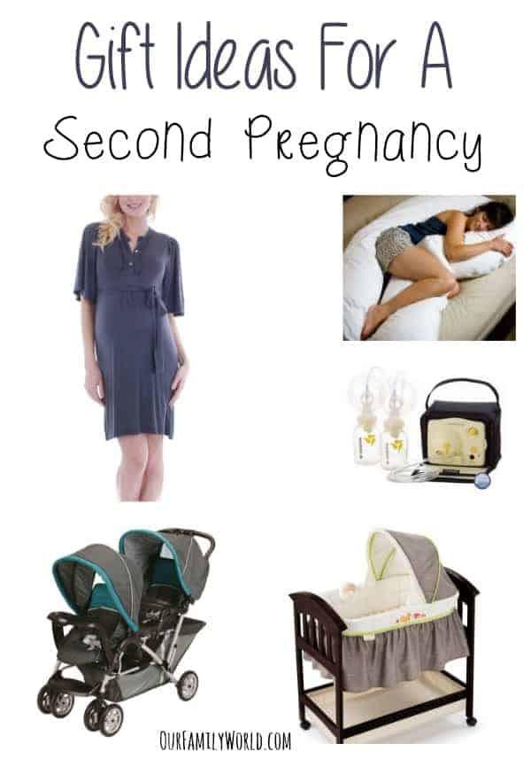 Gift Ideas For A Second Pregnancy