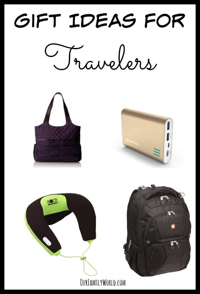 As we head into the holiday season, there are some people in our lives we struggle to buy for. This year we have come up with great Gift Ideas For Travelers that are sure to make your glove trotting friends thrilled to be your friend!