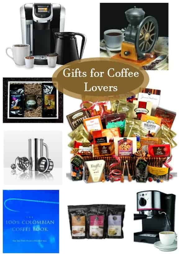 Fantastic Gift Ideas for Coffee Lovers | OurFamilyWorld.com