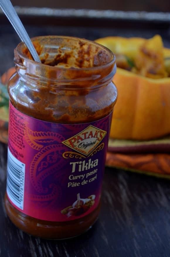 diwali-recipe-curried-roasted-pumpkin