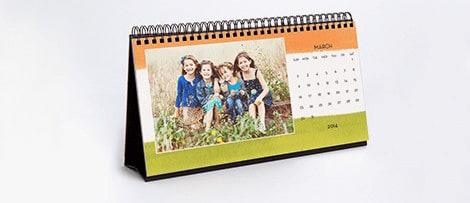 Photo Calendar  | Gift Ideas for Grandparents