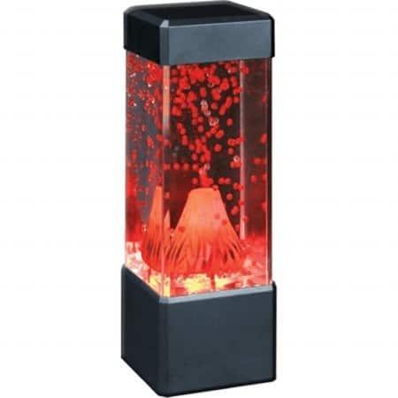 Volcano Lamp Bedroom Decor Ideas for Teen Boys