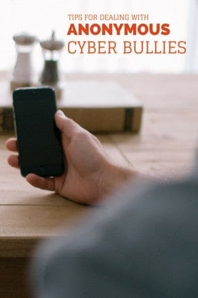 Anonymous Cyber Bullies