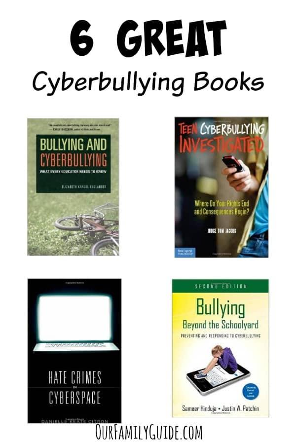 Cyberbullying Books