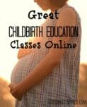 For some expectant mothers, these Great Childbirth Education Classes Online are the only viable option for them. Whether they are on bed rest, limited by the area they live in, or just struggle with being around people these are some great choices for learning about the childbirth process that will help them.