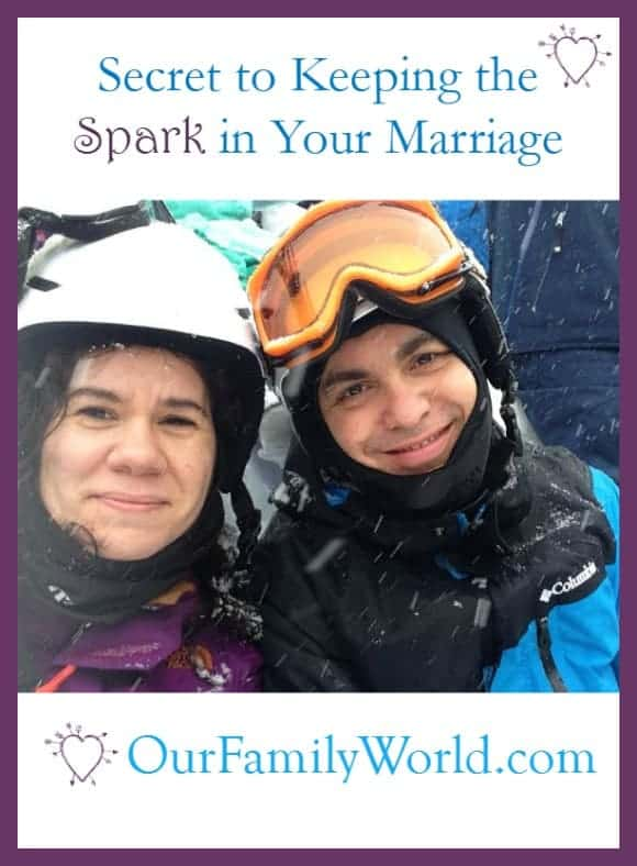 Secrets to Keeping the Spark in Your Marriage