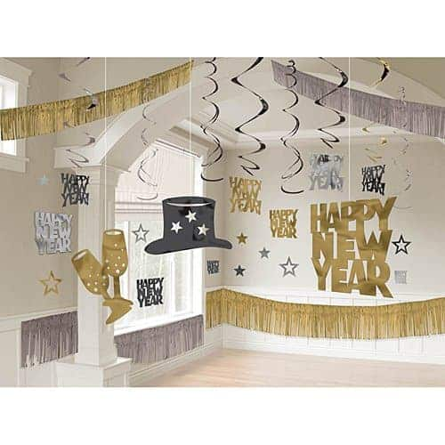 NYE Giant decorating kit