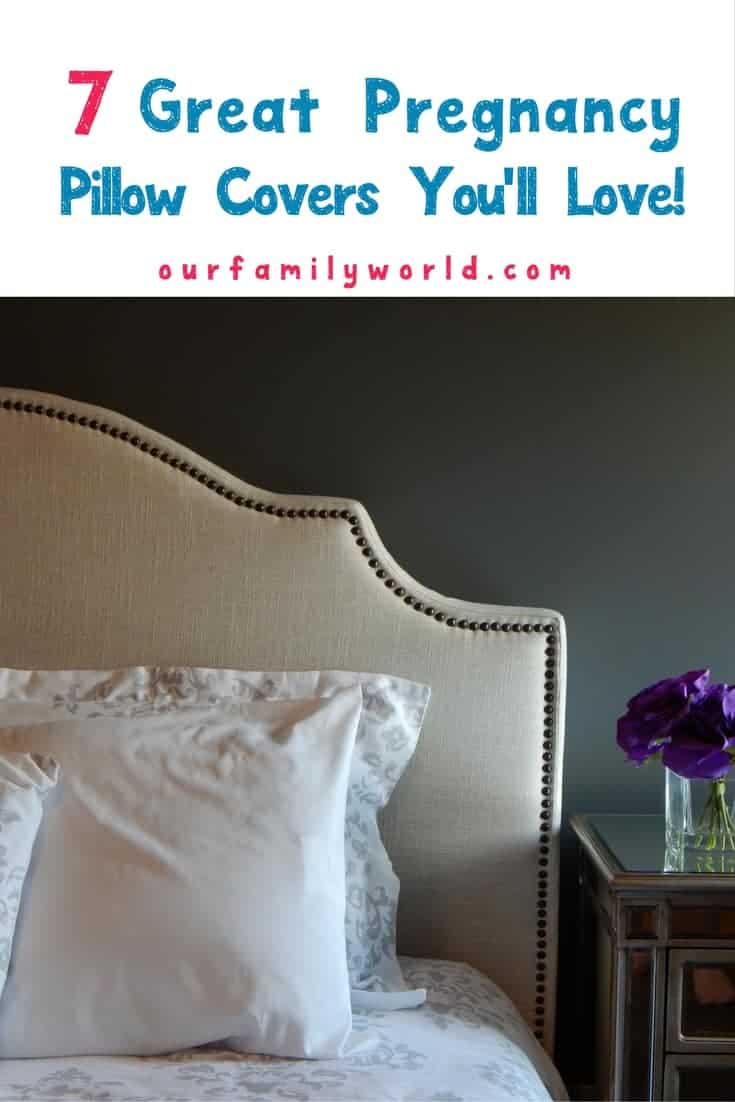 When you are pregnant getting a good night sleep is very important. Pregnancy pillows are an excellent choice for finding comfort. Here are our top 7 choices to help you sleep better.