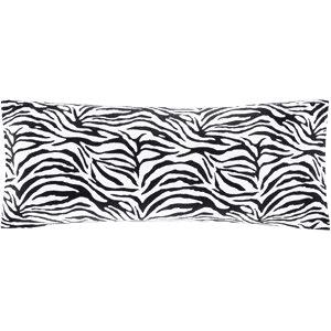 Zebra PREGNANCY BODY PILLOW COVERS