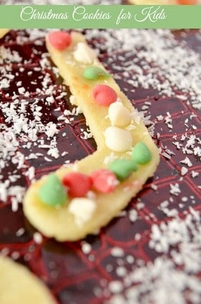 Easy Christmas Recipes for Kids: Christmas Cookies