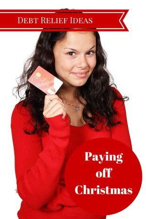 Debt relief ideas