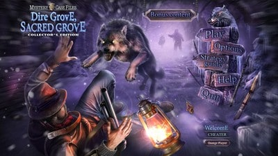 Mystery Case Files Sacred Grove App Review