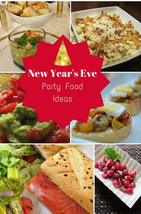 Throwing a big bash on New Year's Eve? Don't spend all night in the kitchen! Whip up one of these easy New Year's Eve party food ideas & get mingling!