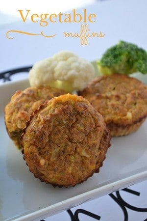 Looking for a great vegetable muffin recipes for kids? Try our easy healthy recipe! Your kids will beg for more. They're also perfect for lunch boxes!