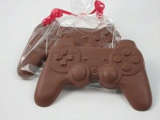 Chocolate Game System Controller: Valentine's Day Gifts For Him